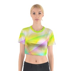 New 7 Cotton Crop Top