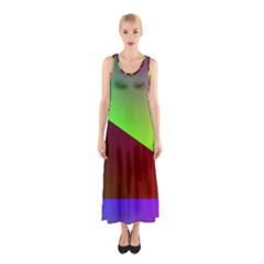 New 8 Full Print Maxi Dress
