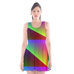 New 8 Scoop Neck Skater Dress
