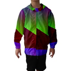 New 8 Hooded Wind Breaker (kids)