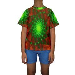 New 10 Kid s Short Sleeve Swimwear