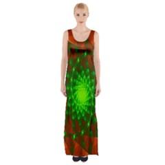 New 10 Maxi Thigh Split Dress