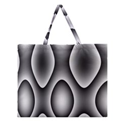 New 11 Zipper Large Tote Bag