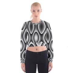 New 11 Women s Cropped Sweatshirt