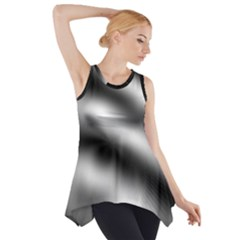 New 12 Side Drop Tank Tunic