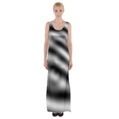 New 12 Maxi Thigh Split Dress