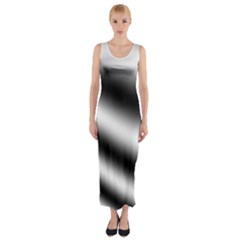 New 15 Fitted Maxi Dress