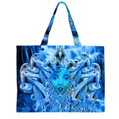 Medusa Metamorphosis Large Tote Bag