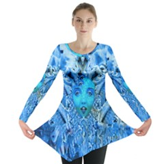 Medusa Metamorphosis Long Sleeve Tunic
