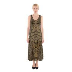 Doodelidei Queen Of Broken Hearts Full Print Maxi Dress
