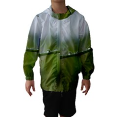 After The Rain Hooded Wind Breaker (kids)