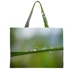 After The Rain Zipper Large Tote Bag