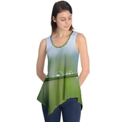 After the rain Sleeveless Tunic