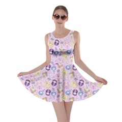 CutiE Moons Skater Dress