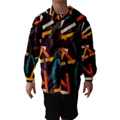 Sticks          Hooded Wind Breaker (Kids)