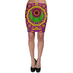Let The Calm And The Sunshine In Bodycon Skirts