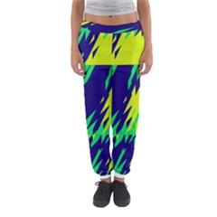 3 Colors Shapes    Women s Jogger Sweatpants