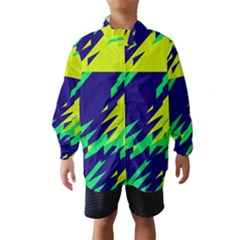 3 Colors Shapes    Wind Breaker (kids)