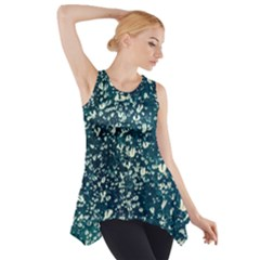 Raindrops Side Drop Tank Tunic