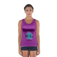 Marathoner Women s Sport Tank Top