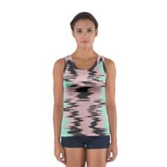 Wave form Women s Sport Tank Top