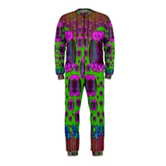 Ladies Looking At Beauty And Love OnePiece Jumpsuit (Kids)
