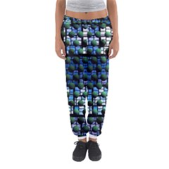 Looking Out At Night, Abstract Venture Adventure (venture Night Ii) Women s Jogger Sweatpants