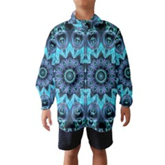Star Connection, Abstract Cosmic Constellation Wind Breaker (kids)