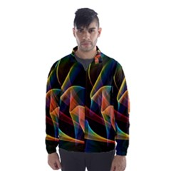 Crystal Rainbow, Abstract Winds Of Love  Wind Breaker (men)