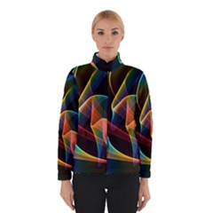 Crystal Rainbow, Abstract Winds Of Love  Winterwear