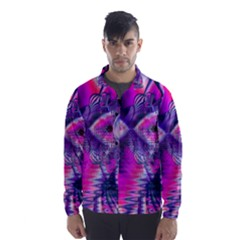 Rose Crystal Palace, Abstract Love Dream  Wind Breaker (men)