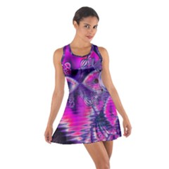 Rose Crystal Palace, Abstract Love Dream  Racerback Dresses