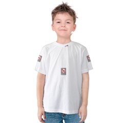 No Smoking  Kid s Cotton Tee