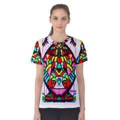 Upside Down Women s Cotton Tee