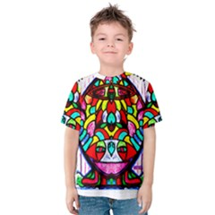 Upside Down Kid s Cotton Tee