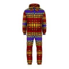 Egypt Hooded Jumpsuit (kids)