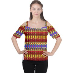 Egypt Women s Cutout Shoulder Tee