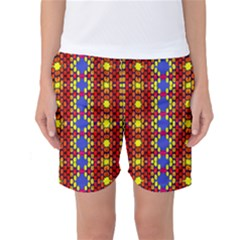 Star Ship Go Women s Basketball Shorts