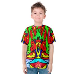 Boat Stars Kid s Cotton Tee