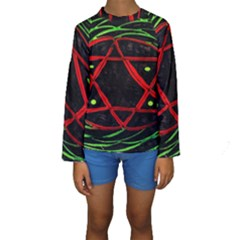 NEPTUNE GEAR Kid s Long Sleeve Swimwear