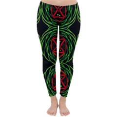 Venus Rotation Winter Leggings