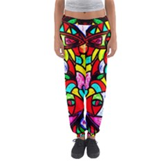 Bi Polar Sun Women s Jogger Sweatpants