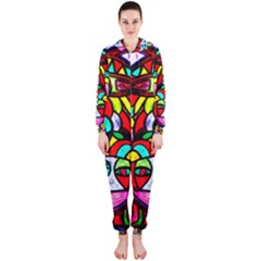 Bi Polar Sun Hooded Jumpsuit (ladies)