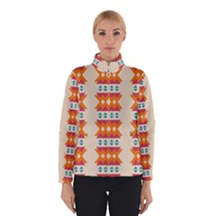 Triangles tribal pattern              Winter Jacket