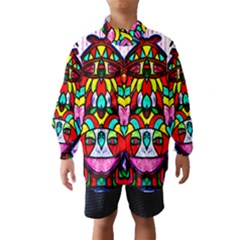 Sun Dial Wind Breaker (Kids)