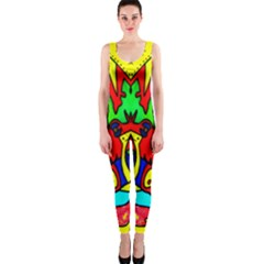 Heads Up Onepiece Catsuit