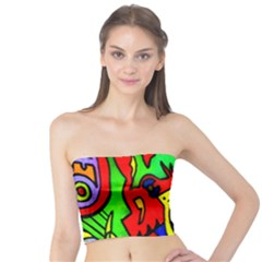 Auction Tube Top