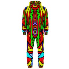 Auction Hooded Jumpsuit (men)
