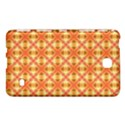 Peach Pineapple Abstract Circles Arches Samsung Galaxy Tab 4 (7 ) Hardshell Case  View1