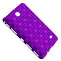 Abstract Dancing Diamonds Purple Violet Samsung Galaxy Tab 4 (7 ) Hardshell Case  View5